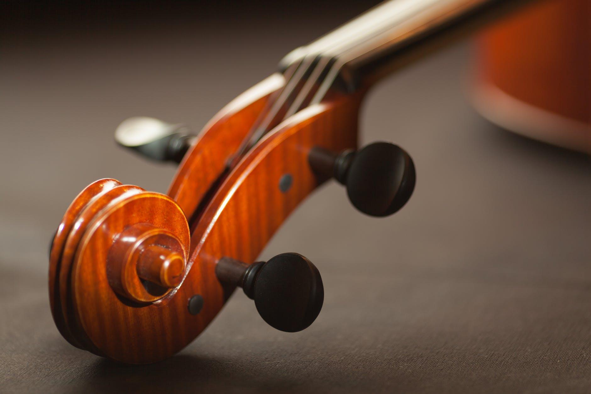 acoustic art blur bowed instrument