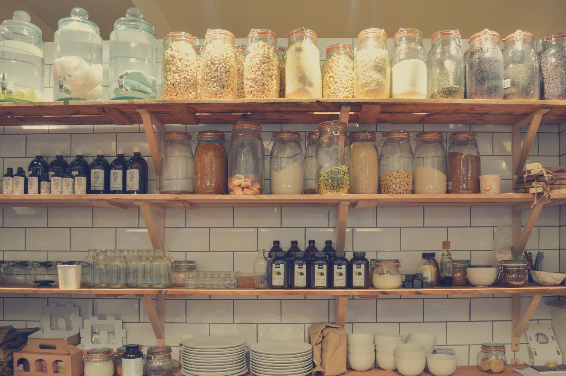 bazaar bottles business ceramic